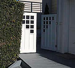 Entry Gates Drive Gates